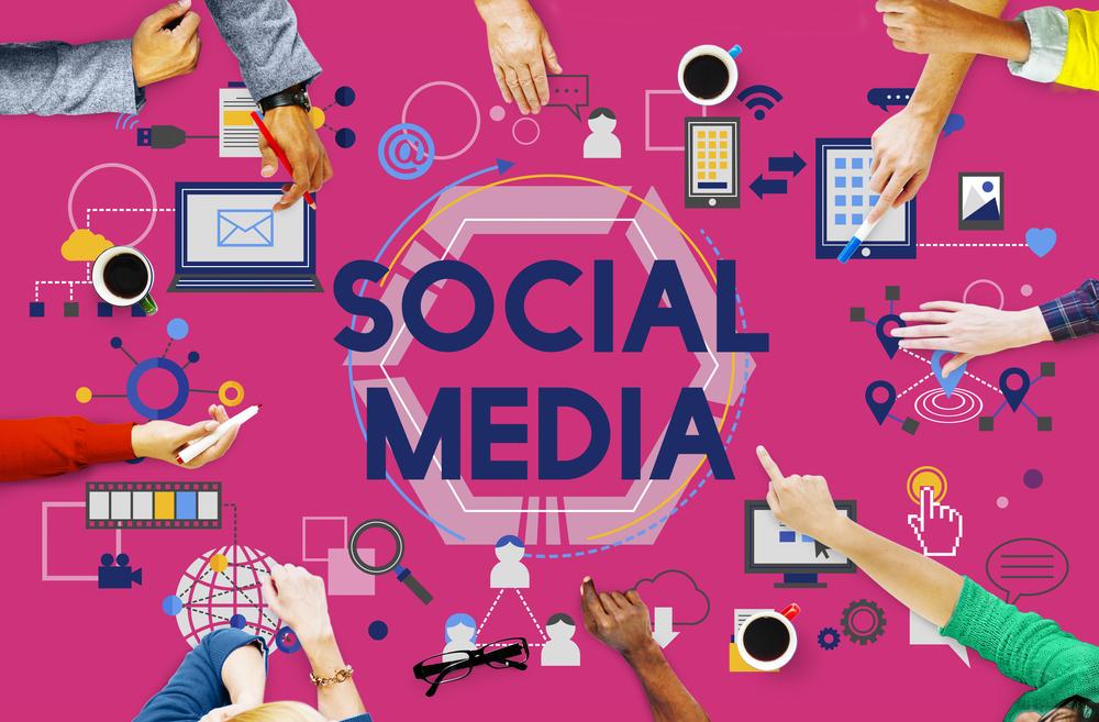 Social Media (shutterstock)