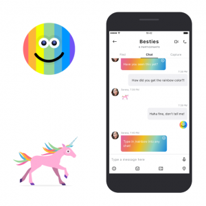 pride skype