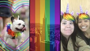 pride filter