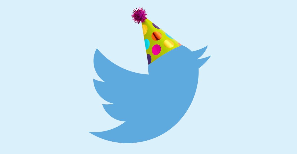 twitter 10th birthday