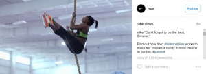 Instagram caption - Nike