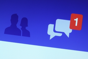 Facebook - social messaging
