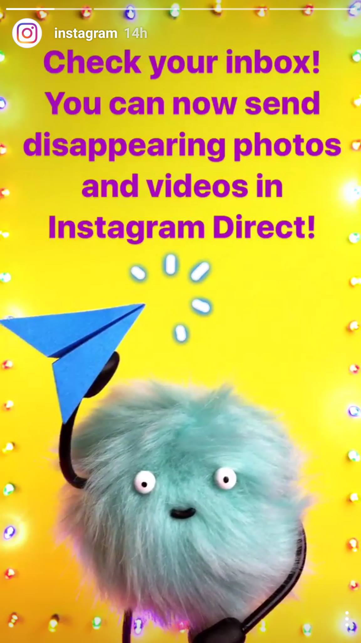 Instagram's new disappearing act