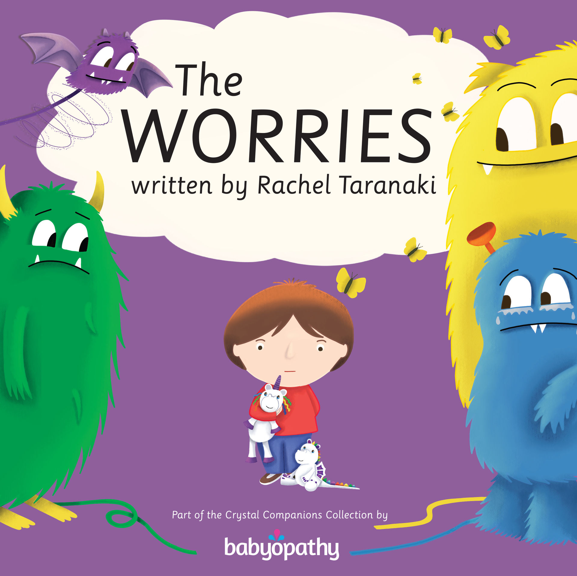 Rachel Taranaki The Worries